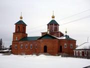 Церковь Бориса и Глеба - Вешкайма, р.п. - Вешкаймский район - Ульяновская область