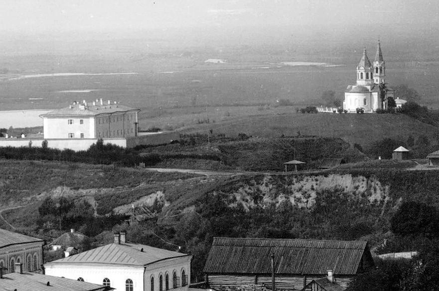 Церковь Николая Чудотворца, Путивль