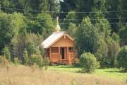 Неизвестная часовня - Патаневщина - Медвежьегорский район - Республика Карелия