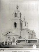 Церковь Троицы Живоначальной - Ветошкино - Лебяжский район - Кировская область