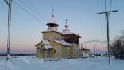 Церковь Спаса Преображения - Согра - Верхнетоемский район - Архангельская область