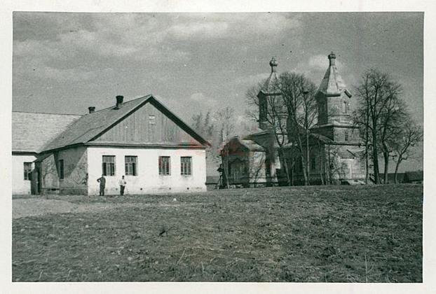Церковь Троицы Живоначальной, Турки