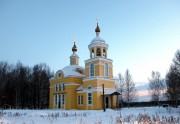 Церковь Воздвижения Креста Господня (новая) - Мурыгино - Юрьянский район - Кировская область