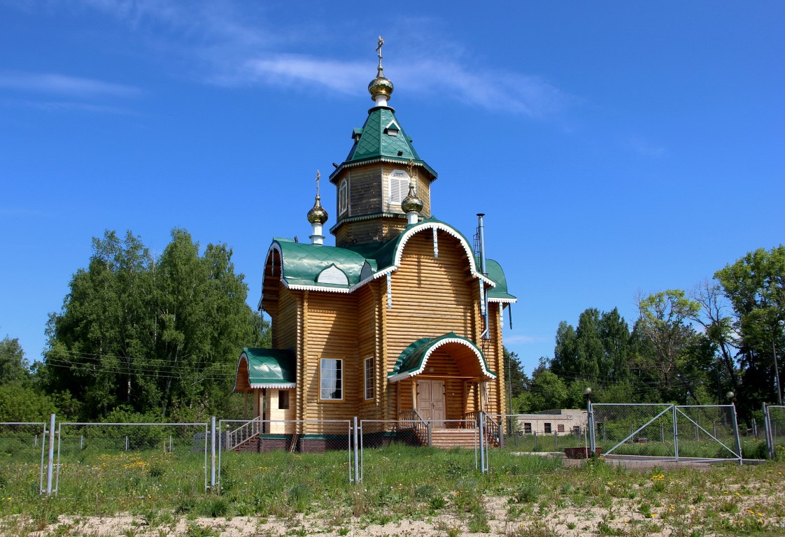 Церковь Екатерины, Кичма