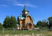 Церковь Екатерины - Кичма - Советский район - Кировская область
