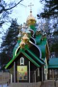 Церковь Покрова Пресвятой Богородицы - Кедровое - г. Верхняя Пышма - Свердловская область