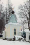 Часовня Всех Святых - Мышкин - Мышкинский район - Ярославская область