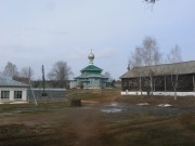 Церковь Николая Чудотворца-Чекан-Увинский район-Республика Удмуртия-Леший