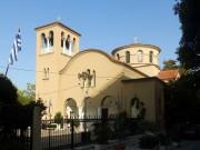 Церковь Афанасия Афонского - Афины (Αθήνα) - Аттика (Ἀττική) - Греция