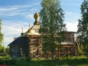 Церковь Космы и Дамиана (строящаяся) - Печниково (Ватамановская) - Каргопольский район - Архангельская область