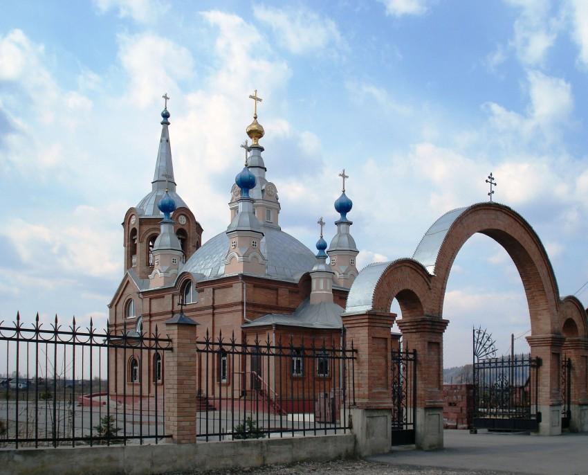 Свято-Пантелеимонов мужской монастырь в с. Безруково