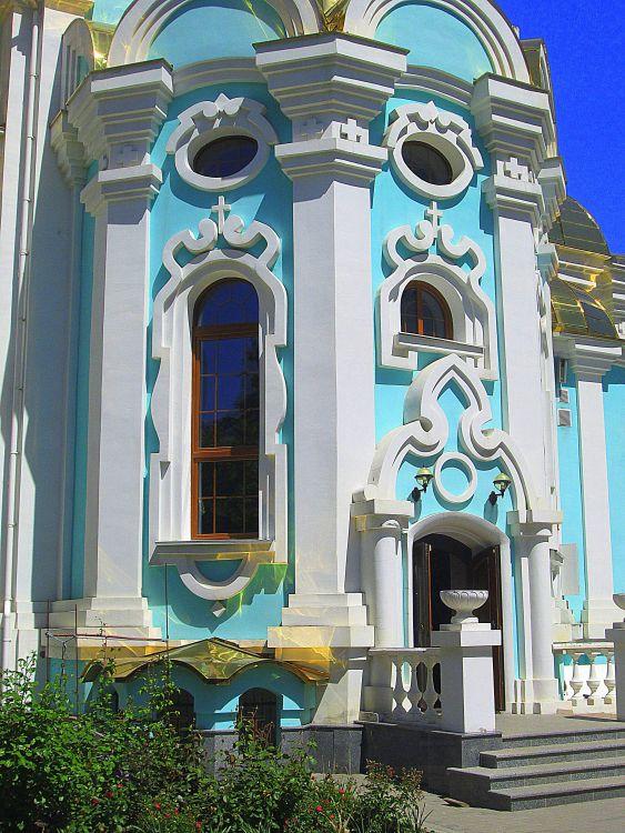 Церковь Спаса Преображения, Харьков