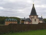 Церковь Никона Радонежского на Пюхтицком подворье - Марино - Сергиево-Посадский район - Московская область