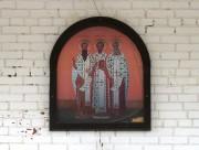Церковь Трех Святителей - Ленинградская - Ленинградский район - Краснодарский край