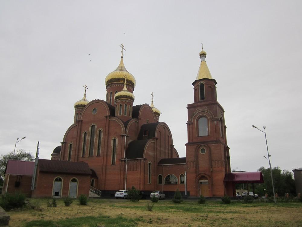 Церковь Николая Чудотворца, Светлоград