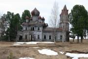 Церковь Николая Чудотворца - Монастырь - Коми-Пермяцкий округ, Гайнский район - Пермский край
