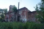 Церковь Всех Святых - Слышково - Городецкий район - Нижегородская область