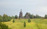 Церковь Воздвижения Креста Господня - Окишино - Лысковский район - Нижегородская область