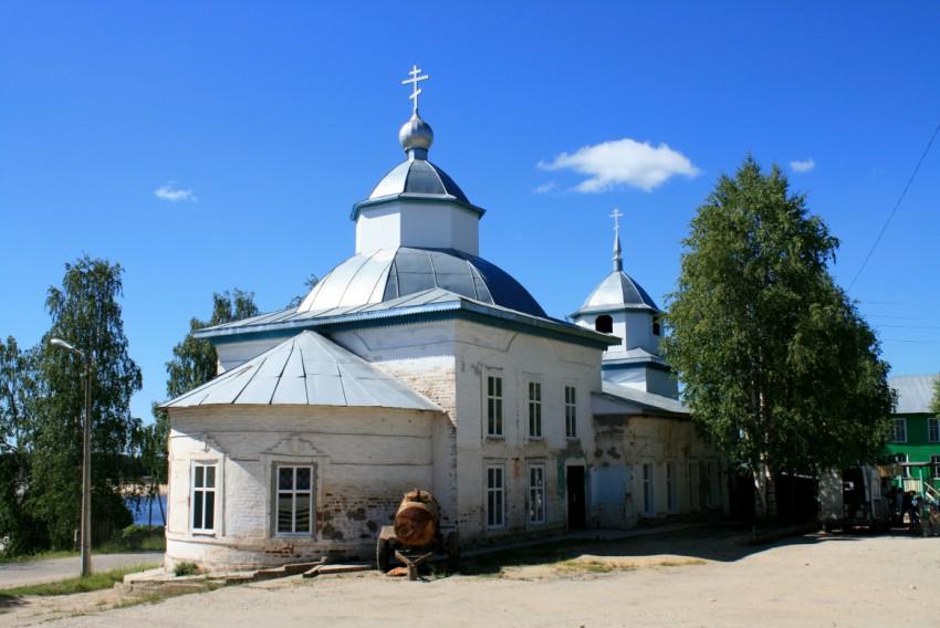 Церковь Вознесения Господня, Кослан
