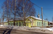Церковь Александра Невского - Просница - Кирово-Чепецкий район - Кировская область