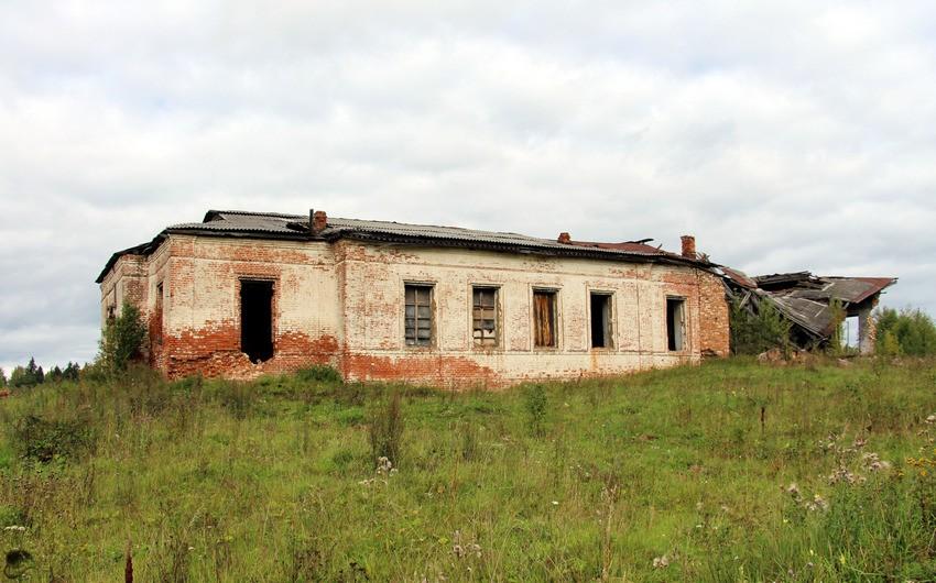 Церковь Николая Чудотворца, Щеткино