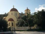 Неизвестная церковь - Миртос - Крит (Κρήτη) - Греция