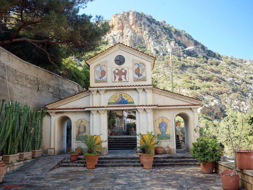 Монастырь Георгия Победоносца в с. Селинари