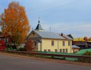 Церковь Троицы Живоначальной - Даровской - Даровской район - Кировская область