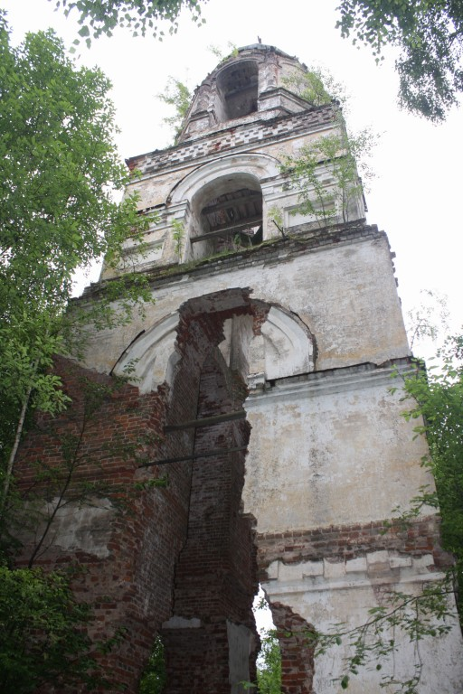 Церковь Успения Пресвятой Богородицы, Дроздеево, урочище