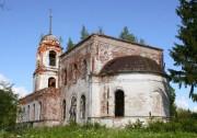 Церковь Вознесения Господня - Башарово, урочище - Краснохолмский район - Тверская область
