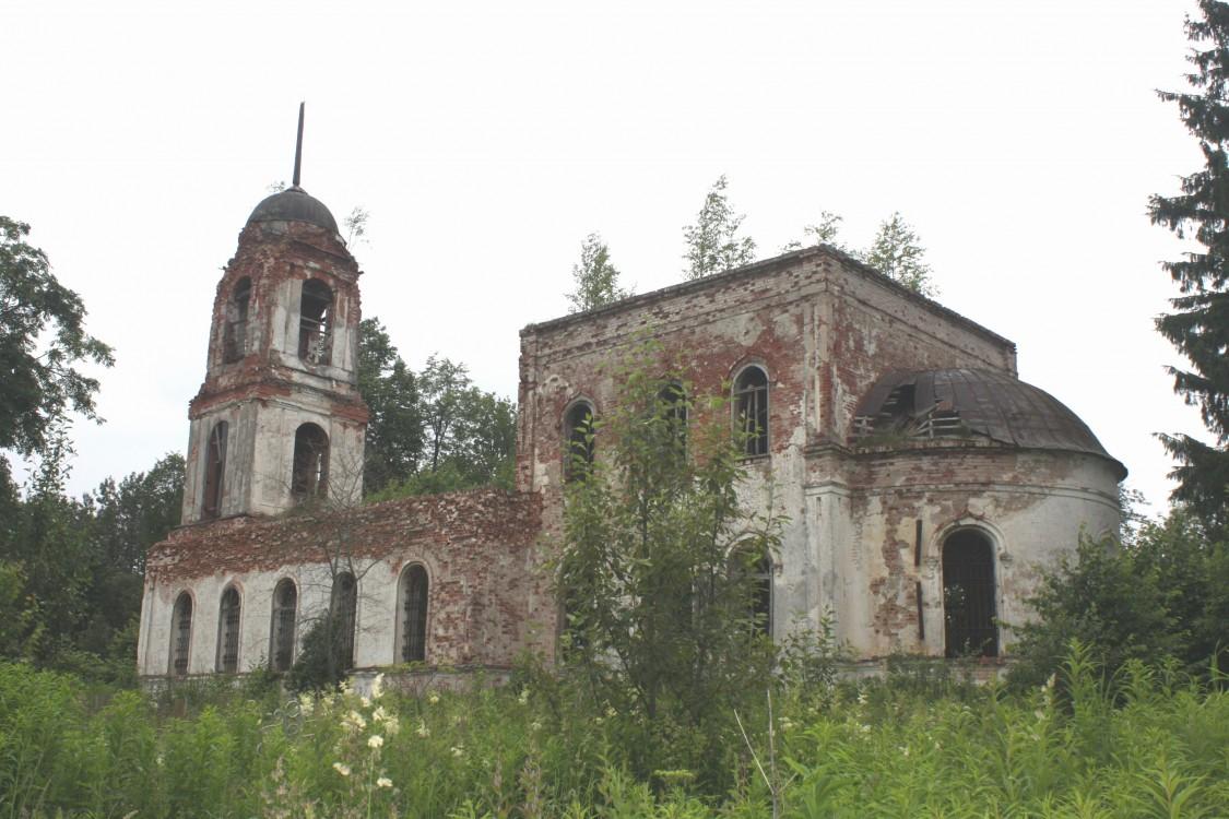 Церковь Вознесения Господня, Башарово, урочище