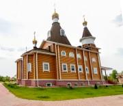 Церковь Богоявления Господня - Октябрьский - г. Бор - Нижегородская область