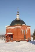 Церковь Киприана и Иустины - Вихарево - Кильмезский район - Кировская область