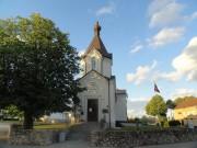 Церковь Воздвижения Креста Господня - Меркине (Merkine) - Алитусский уезд - Литва