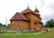 Церковь Троицы Живоначальной - Новотроицкое - Шабалинский район - Кировская область