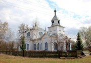 Церковь Воздвижения Креста Господня - Потняк - Кикнурский район - Кировская область