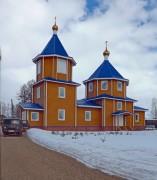 Церковь Благовещения Пресвятой Богородицы (новая) - Кикнур - Кикнурский район - Кировская область