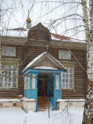 Церковь Троицы Живоначальной - Сретенское - Ильинский район - Пермский край