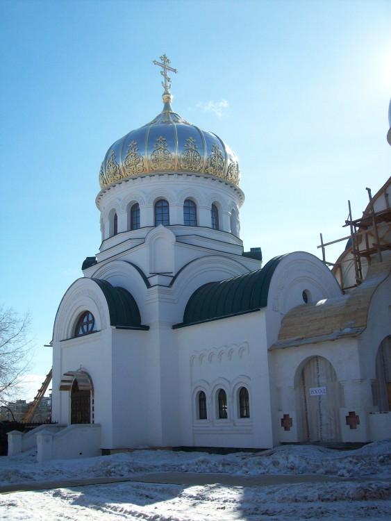 Церковь Пантелеимона Целителя в Щербинках, Нижний Новгород