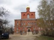 Серафимо-Понетаевский монастырь. Церковь Сергия Радонежского - Понетаевка - Шатковский район - Нижегородская область