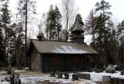 Часовня Воздвижения Креста Господня - Йоэнсуу - Финляндия - Прочие страны