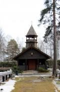 Часовня Воздвижения Креста Господня - Йоэнсуу - Северная Карелия - Финляндия
