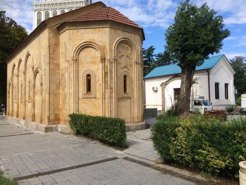 Церковь Варвары, Батуми