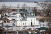 Церковь Вознесения Господня - Айлино - Саткинский район - Челябинская область