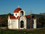 Неизвестная церковь - Плати - Крит (Κρήτη) - Греция