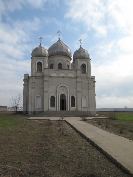 Церковь Иоанна Златоуста-Златоустово-Берёзовский район-Украина, Одесская область