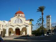 Церковь Константина и Елены - Элунда - Крит (Κρήτη) - Греция