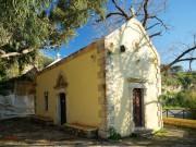 Неизвестная церковь - Айия Ерини - Крит (Κρήτη) - Греция