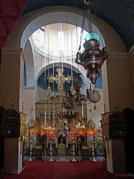 Монастырь Святой Троицы. Кафедральный собор Троицы Живоначальной, Ханья