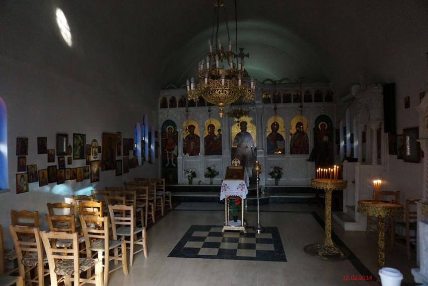 Часовня Луки (Войно-Ясенецкого), Ретимно